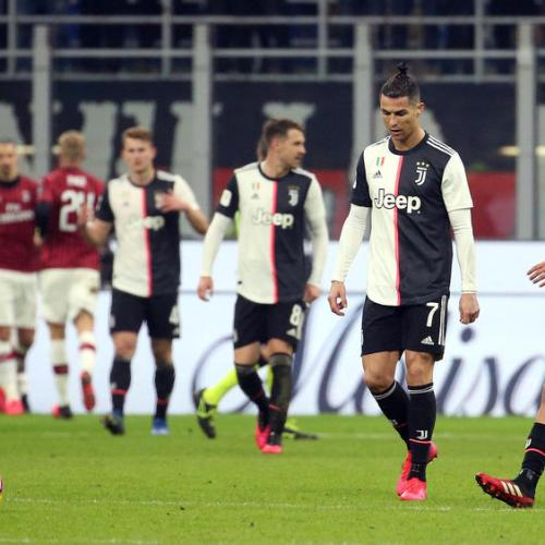 No people from Lombardy will be able to attend Juventus vs AC Milan Coppa Italia match