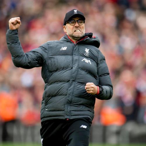 Man Utd win puts Liverpool six points away from winning the Premier League
