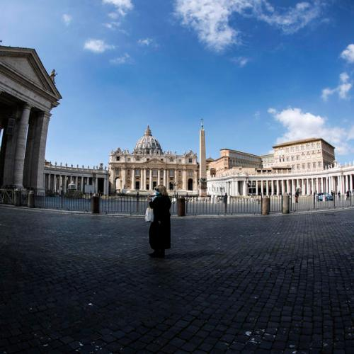Vatican Holy Week celebrations will take place without physical presence of faithful