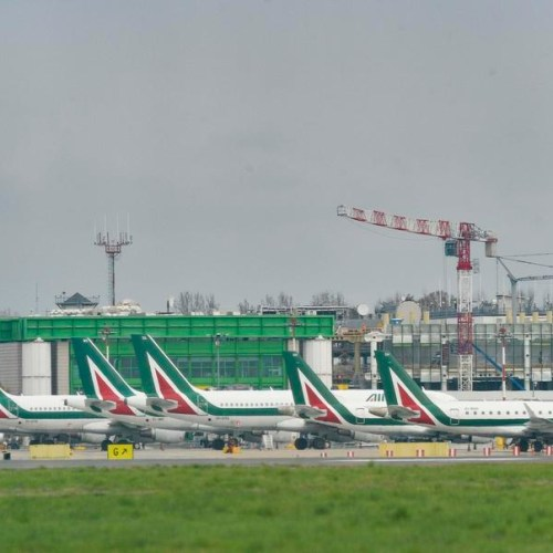 Alitalia being nationalised