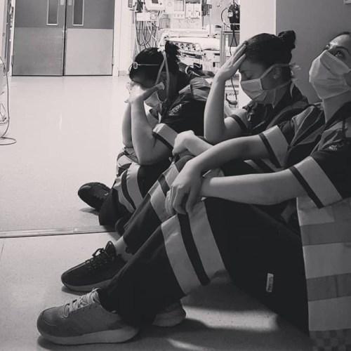 """Let it be hope"" – Malta's Emergency Nurses"