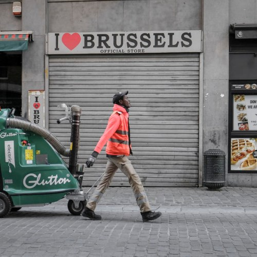 Belgium set for phased easing of lockdown from May 4