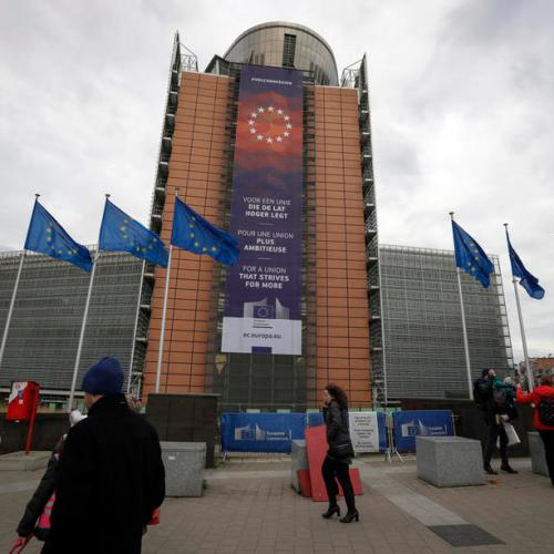EU Commission tackles companies investing in Europe with state support