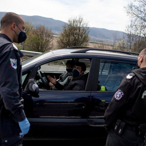 Dramatic increase in cases in Bulgaria