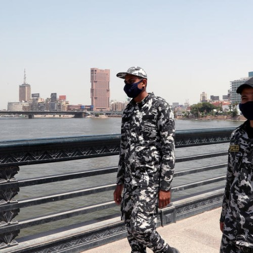 Egypt expands emergency laws to counter coronavirus outbreak