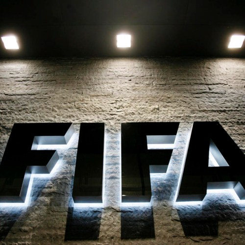 FIFA recommends that matches should not be played until September