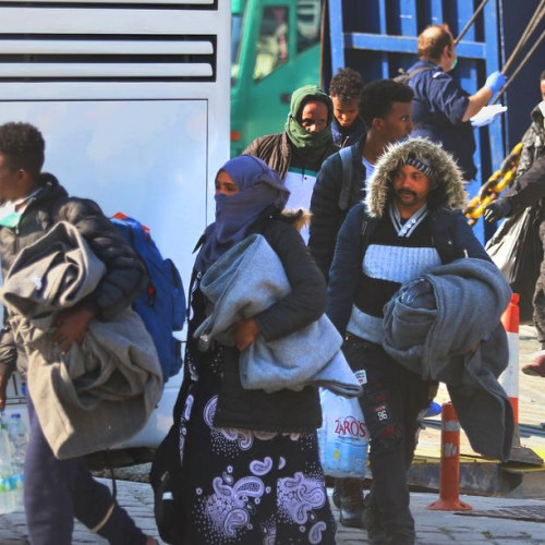 Greeks fear migrant arrivals from Turkey