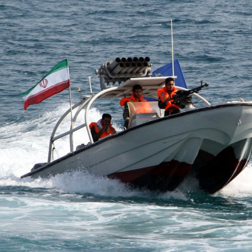 Warning U.S. warships will be destroyed if they threaten Iran in Gulf