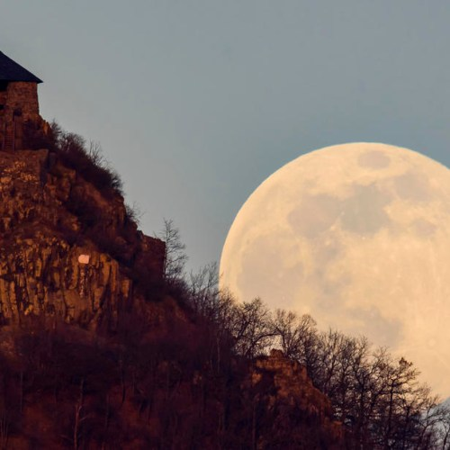 Photo Story: Largest, brightest supermoon of 2020