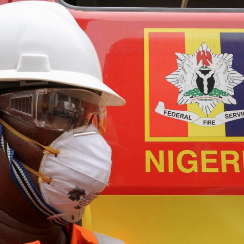 Pressure to make face masks compulsory in public in Nigeria