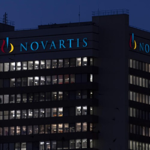 Novartis to sponsor large clinical trial of hydroxychloroquine in hospitalized COVID-19 patients