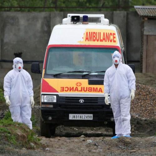 India's and Pakistan's leadership in coronavirus scare