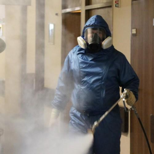Russia helps Serbia amid coronavirus pandemic