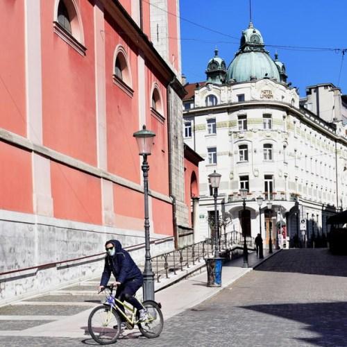 Slovenia to ease coronavirus lockdown from Monday