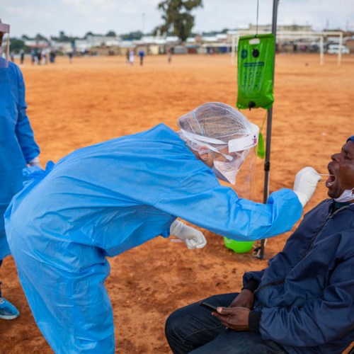South Africa's virus cases jump past 5,000