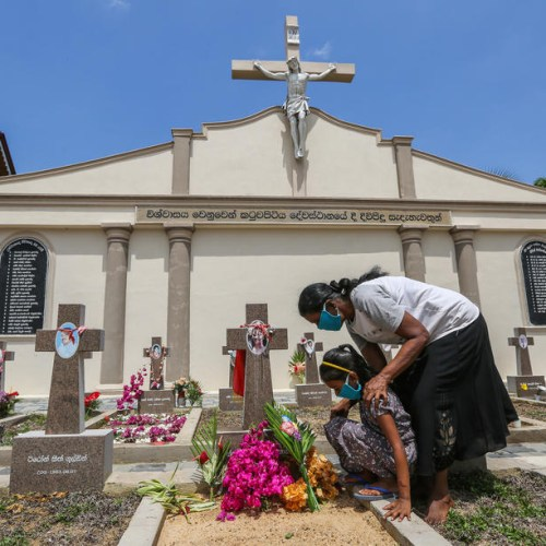 Sri Lanka commemorates first anniversary of Easter Sunday bombings