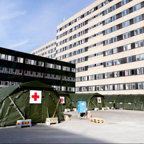 Sweden registers 'increase' in daily rate of coronavirus deaths