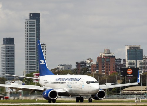 Argentina bans all commercial flights till end of August
