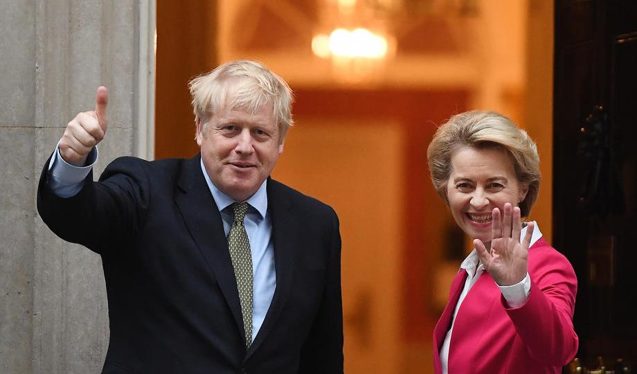 Ursula Von der Leyen 'convinced' EU and UK can still reach trade deal