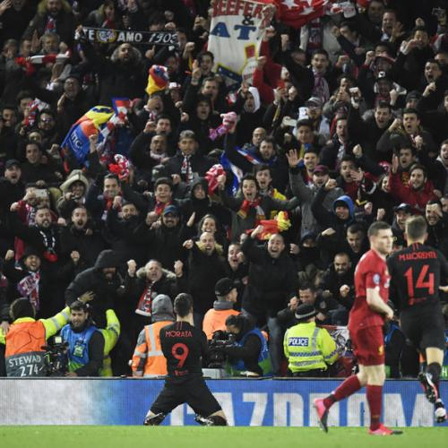 Liverpool's match against Atletico could have triggered flurry of cases in the English city