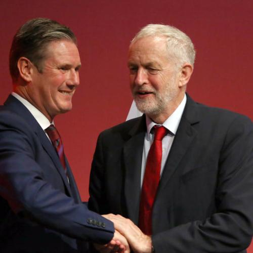 Sir Keir Starmer elected British Labour Party Leader