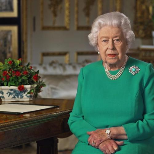 """""""We will meet again"""" – Queen Elizabeth"""
