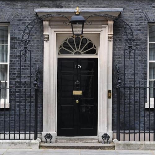 Boris Johnson back in Downing Street