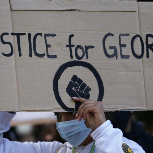 Demonstrations in Europe to condemn George Floyd killing