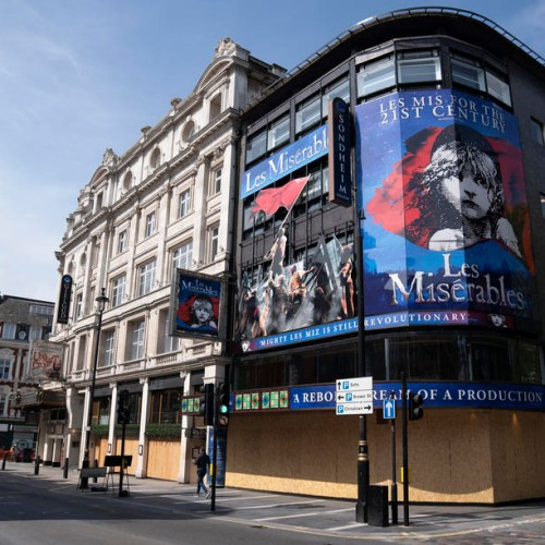 Theatres in UK likely to remain closed until next year