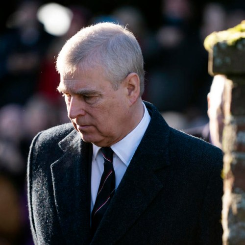 Prince Andrew facing legal action over unpaid debt worth £5m