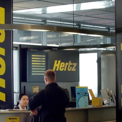 Hertz files for U.S. bankruptcy