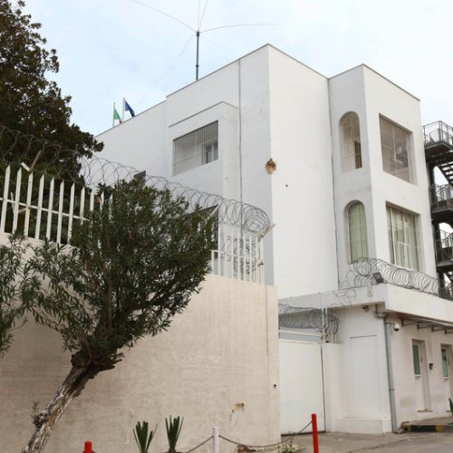 Attack near the residence of Italian and Turkish ambassador in Libya