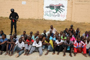 Amnesty International says migrants held in Libya subject to horrific sexual violence