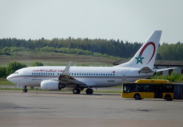 Royal Air Maroc source says only 15 flights affected by Algeria airspace closure