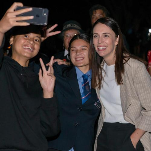 Ardern New Zealand's most popular PM in last 100 years