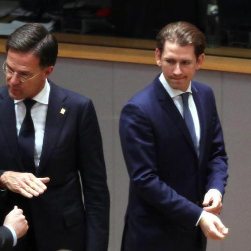 Austria opposing Europe's recovery plan