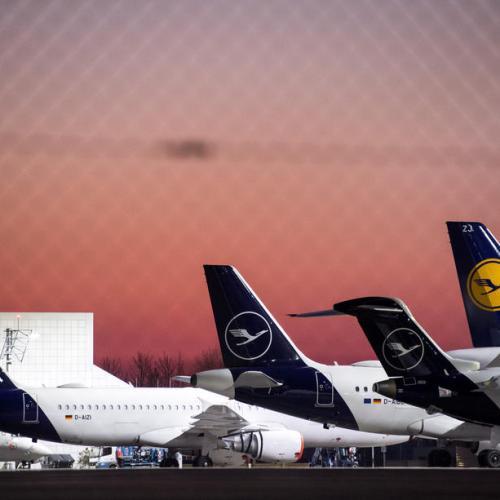 Lufthansa restores routes, targets 1,800 weekly flights