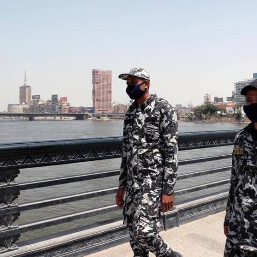 Egypt's president expands powers, citing the coronavirus pandemic
