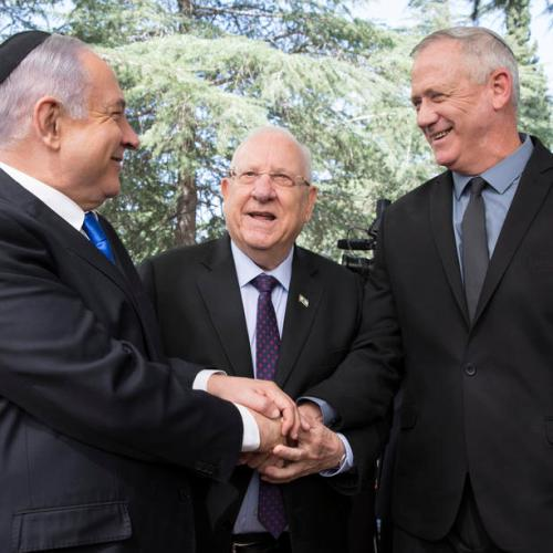 Israel's unity government set to be sworn in after over a year of deadlock