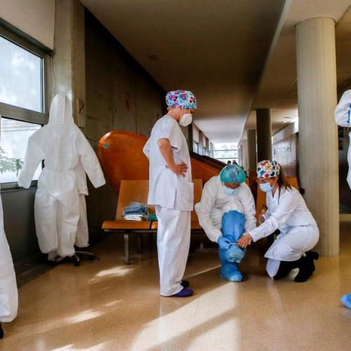 EU drugs agency evaluates potential coronavirus treatment