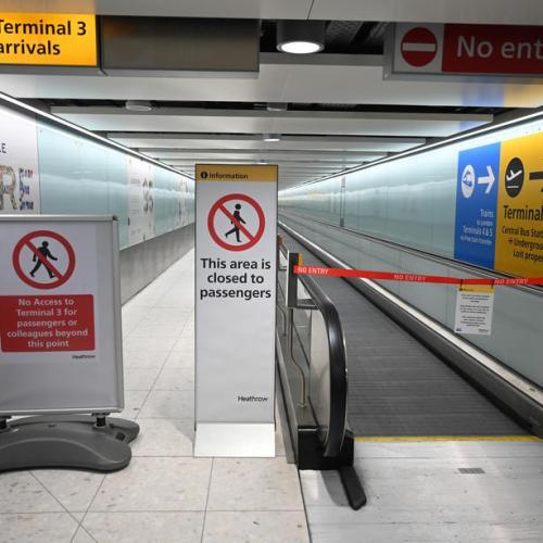 British aviation watchdog warns airlines over passenger refund rights