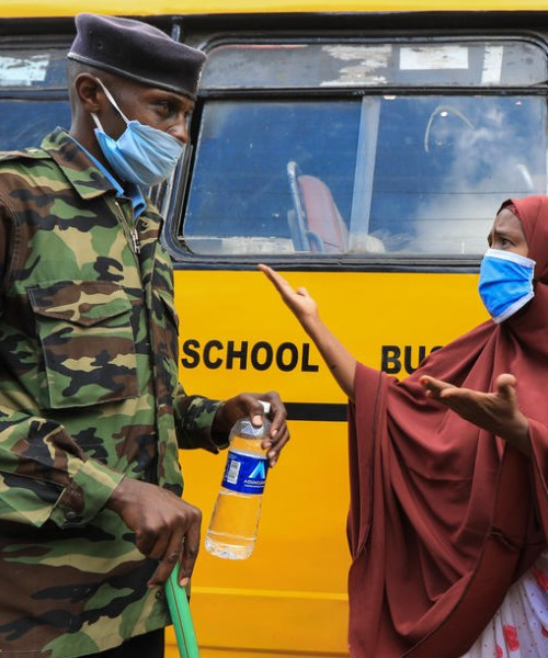 Kenya lifts COVID-19 curfew as infection rates ease, president says