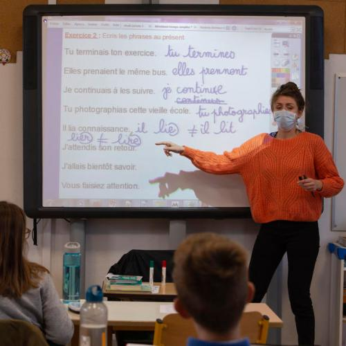 Teachers 'at more risk of catching coronavirus from other teachers than from pupils'
