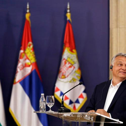 Hungarian PM Orban hopes industry will expand quickly from June