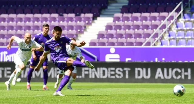 FC Erzgebirge Aue vs SV Sandhausen