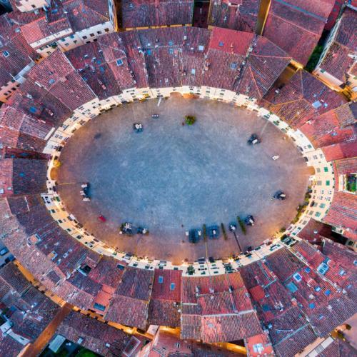 EPA's Eye in the Sky: Lucca, Italy