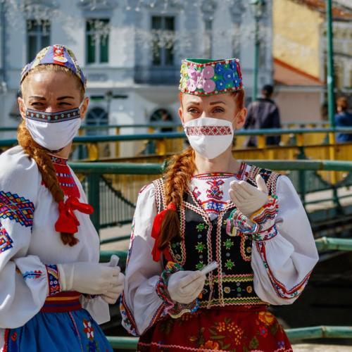Photo Story: Hungarian helping hand in the Ukraine