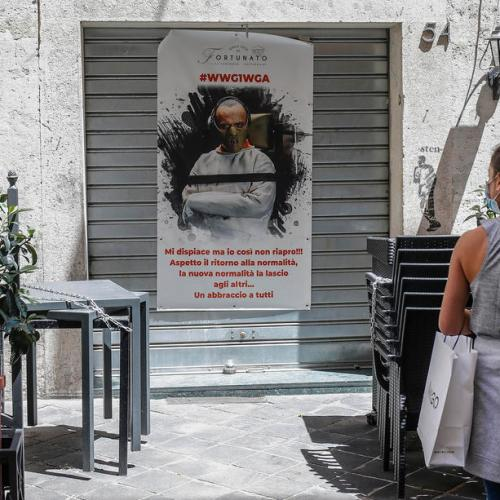 Italy to extend ban on firing workers in sectors worst hit by virus