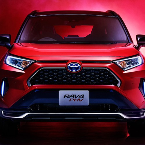Toyota Launches New Model RAV4 PHEV