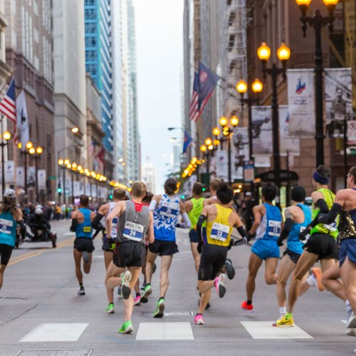 Traditional Chicago Marathon not yet ruled out